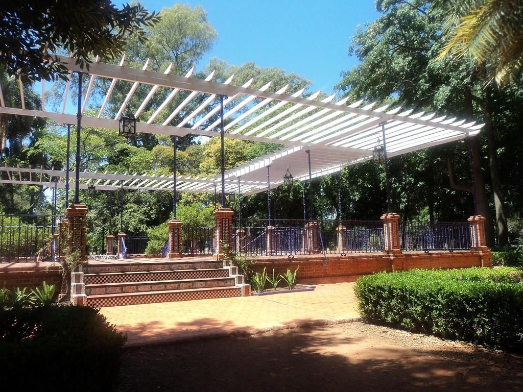El patio andaluz en los bosques de palermo erasmus - Fotos patio andaluz ...