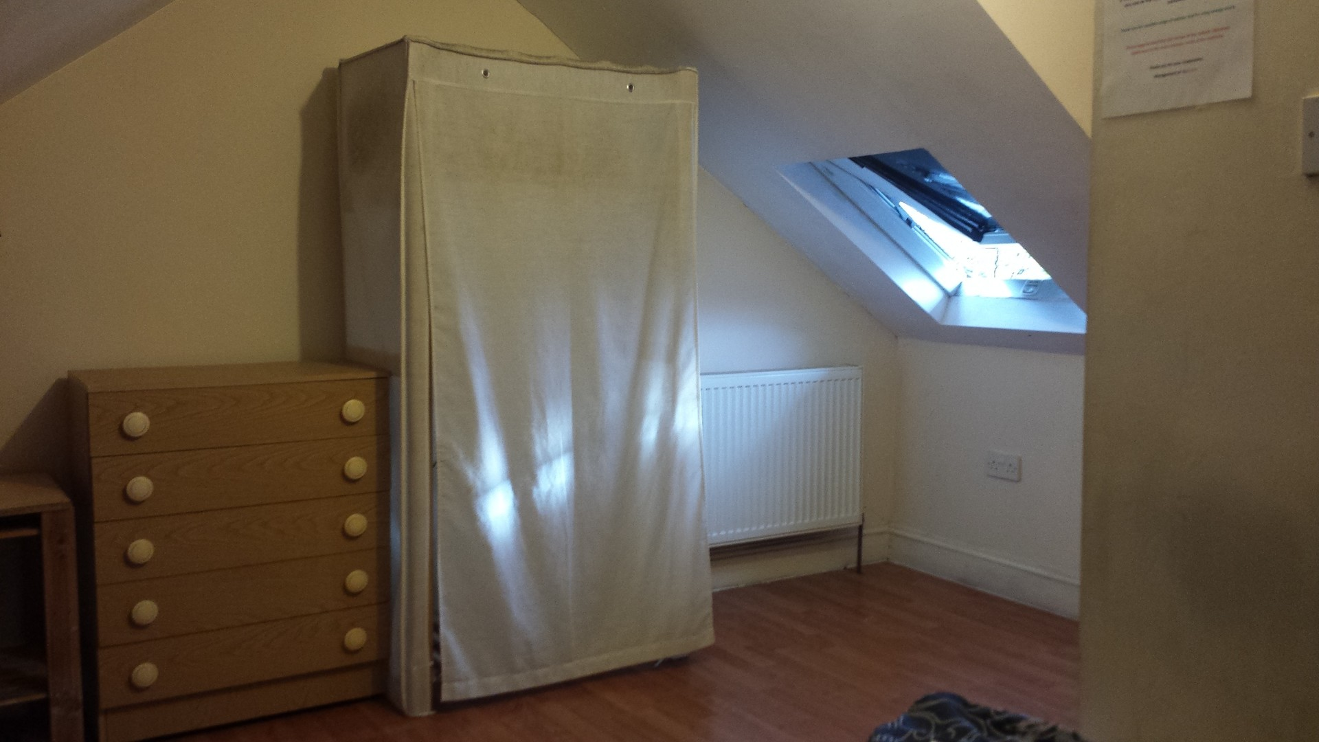 Ensuite double room for one person to rent in Leyton, all bills