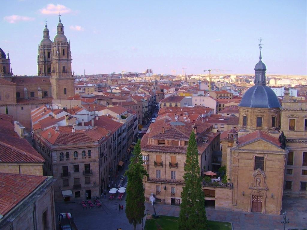 Entrevista a una Erasmus en Salamanca