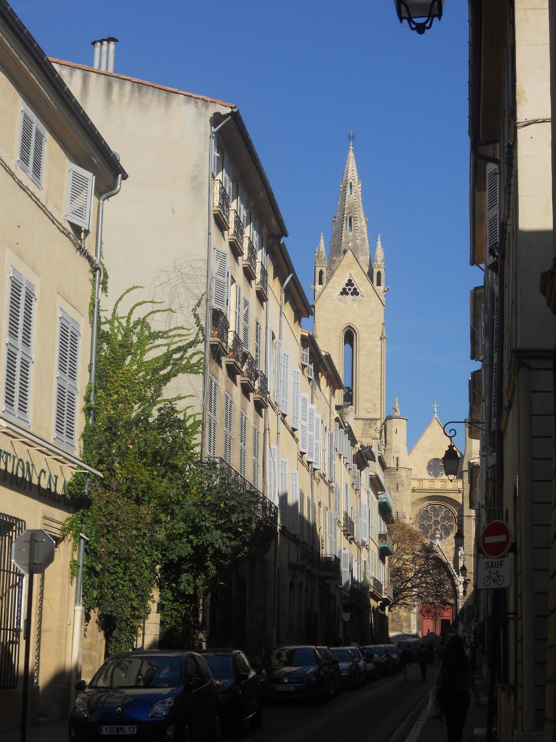 Erasmus  Destinazione Aix
