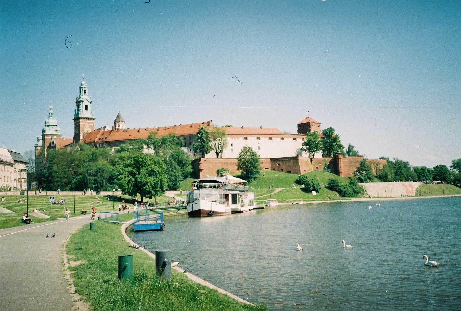 Erasmus em Cracovia, Polonia!