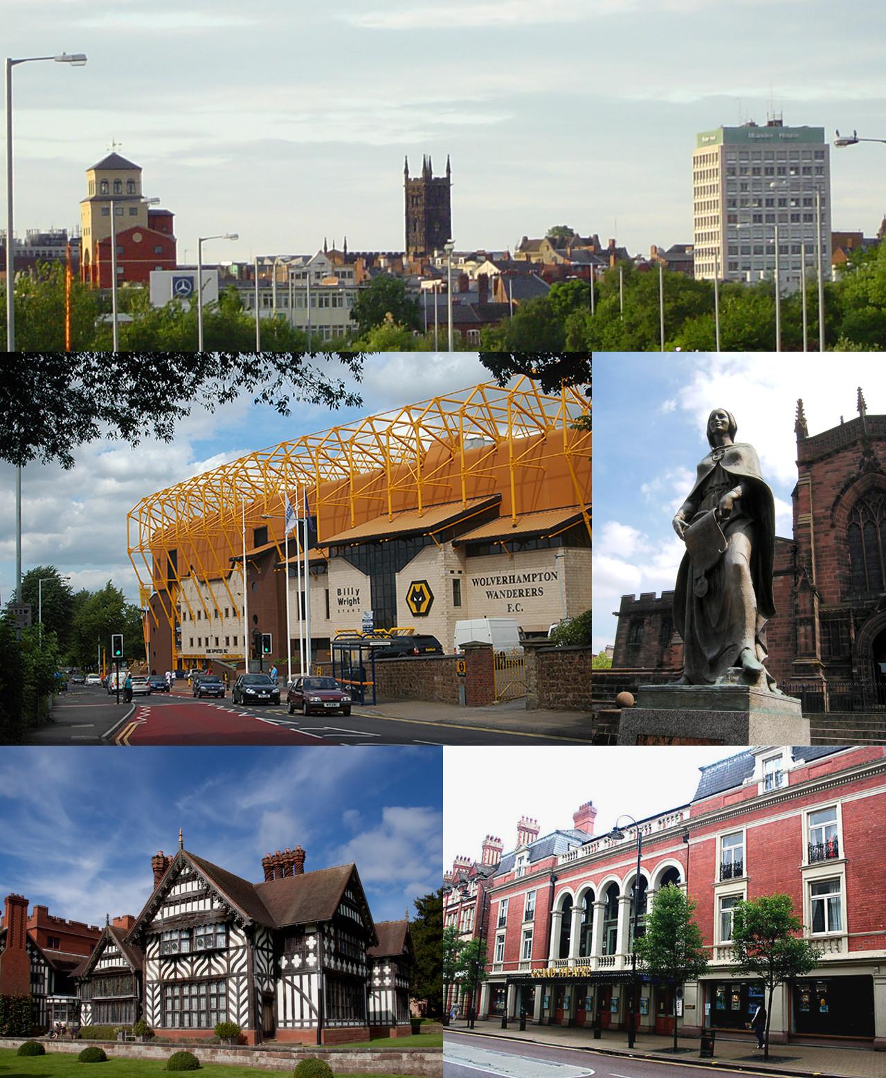 Erasmus em Wolverhampton