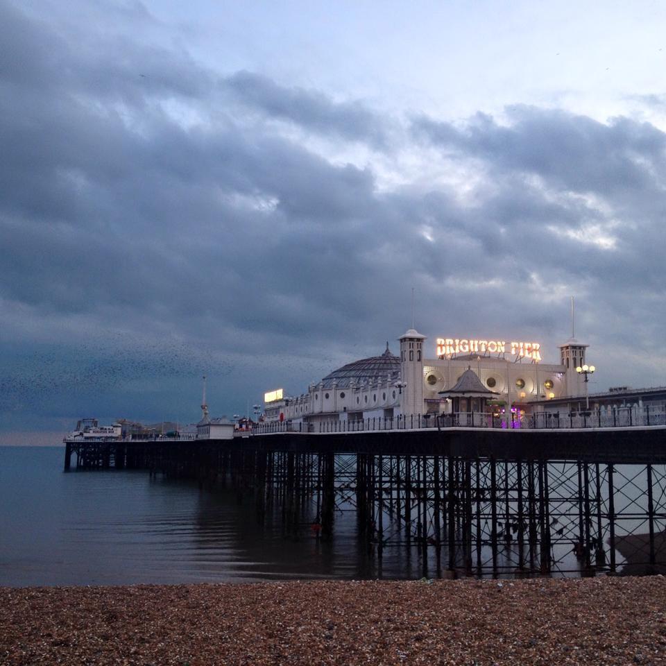 Erasmus en Brighton