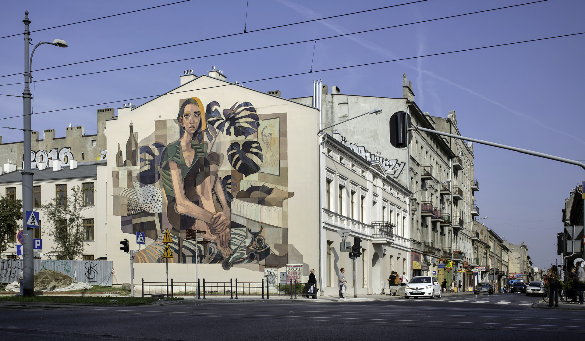 Erasmus en Lodz, Polonia por Khatuna