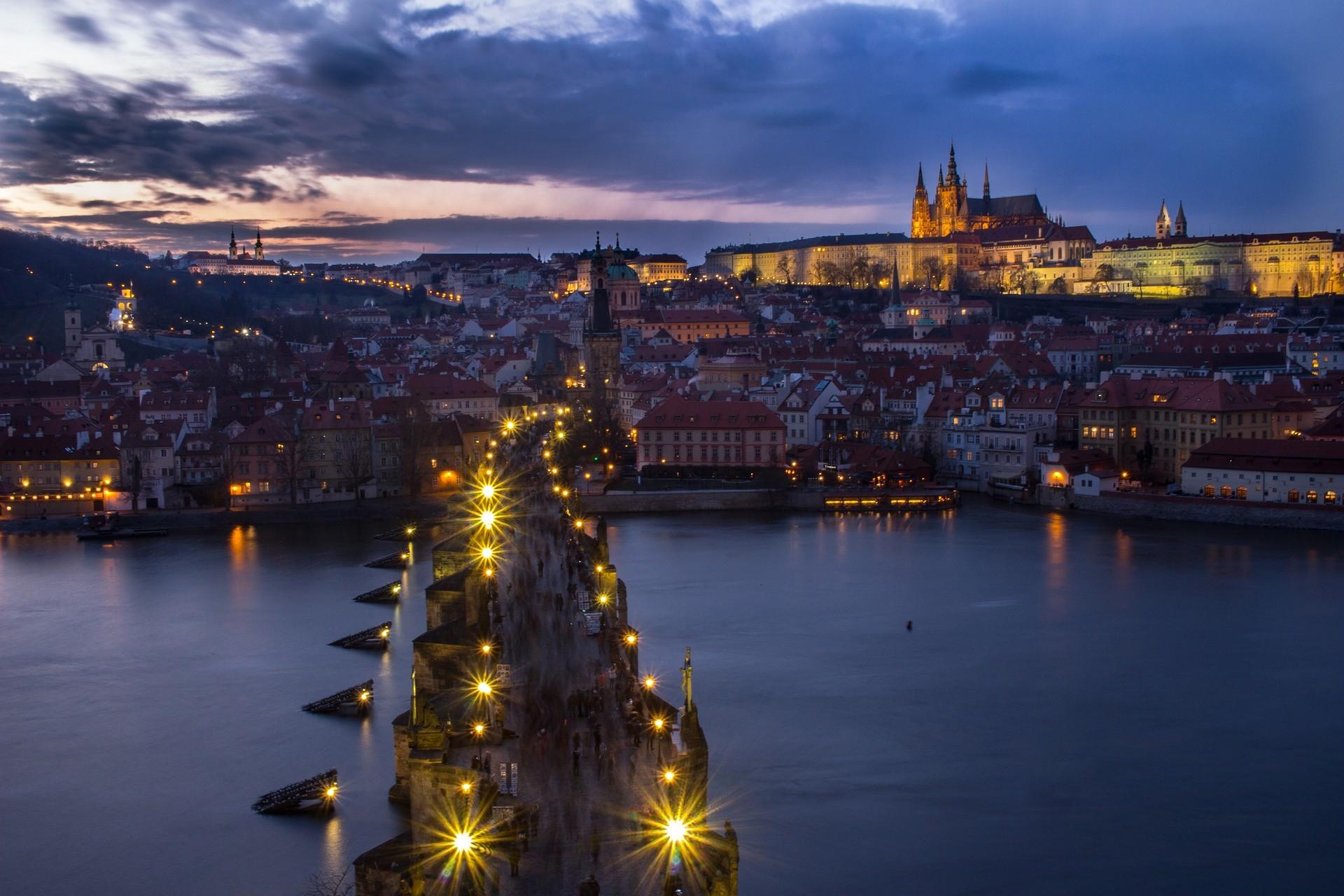 ¡Erasmus en Praga!