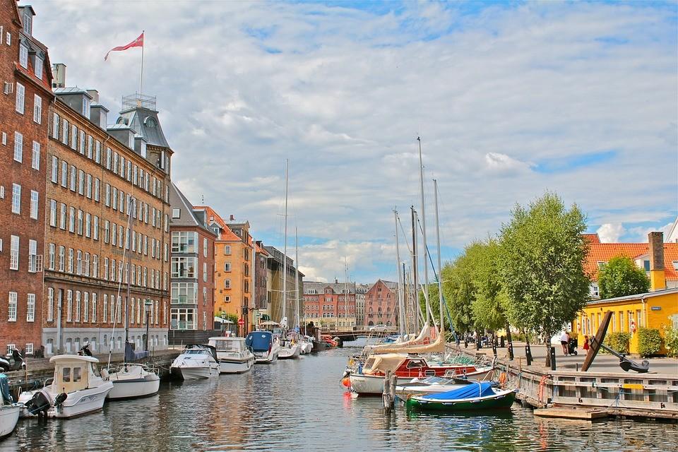 Aarhus Dänemark