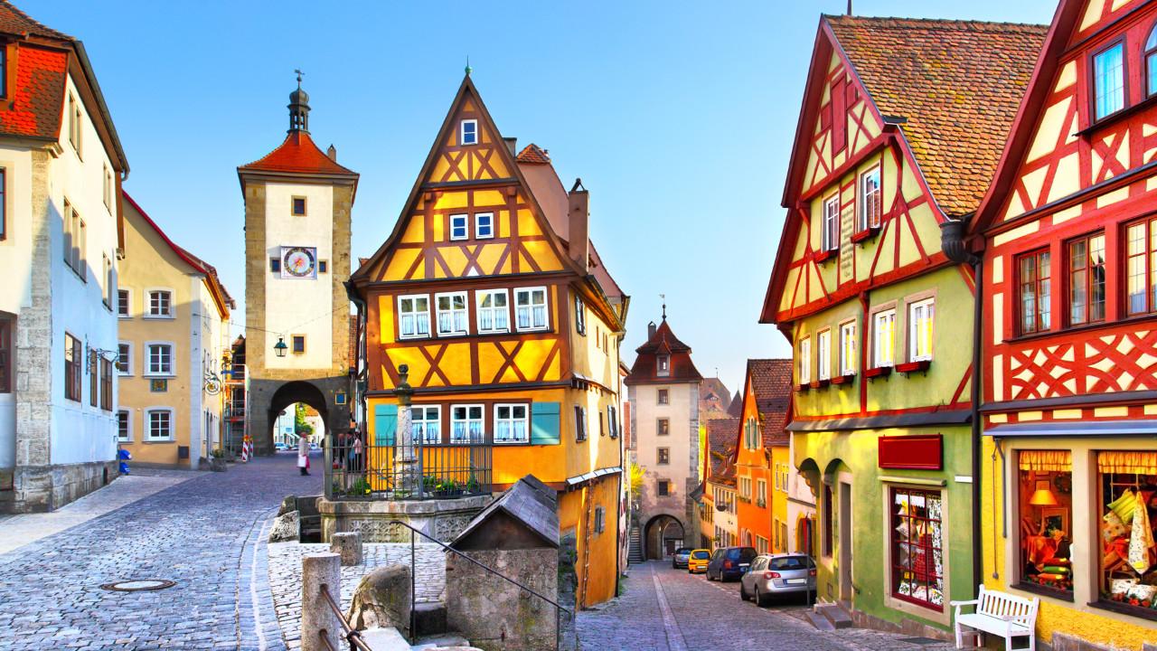 Erasmus ervaring in Frankfurt, Duitsland door Okan.
