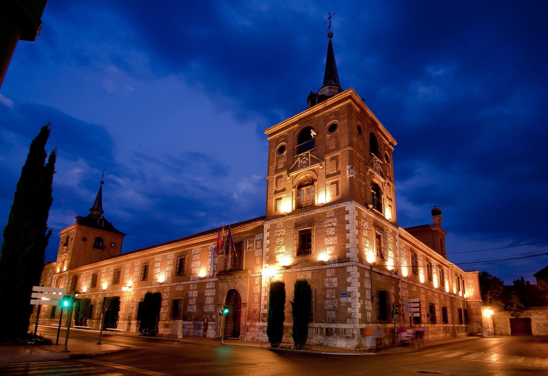 Erasmus experience in alcal de henares spain erasmus for Oficina inem alcala de henares