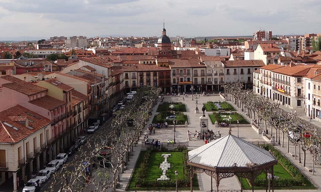 Erasmus experience in alcal de henares spain by oph lie - Pintores alcala de henares ...