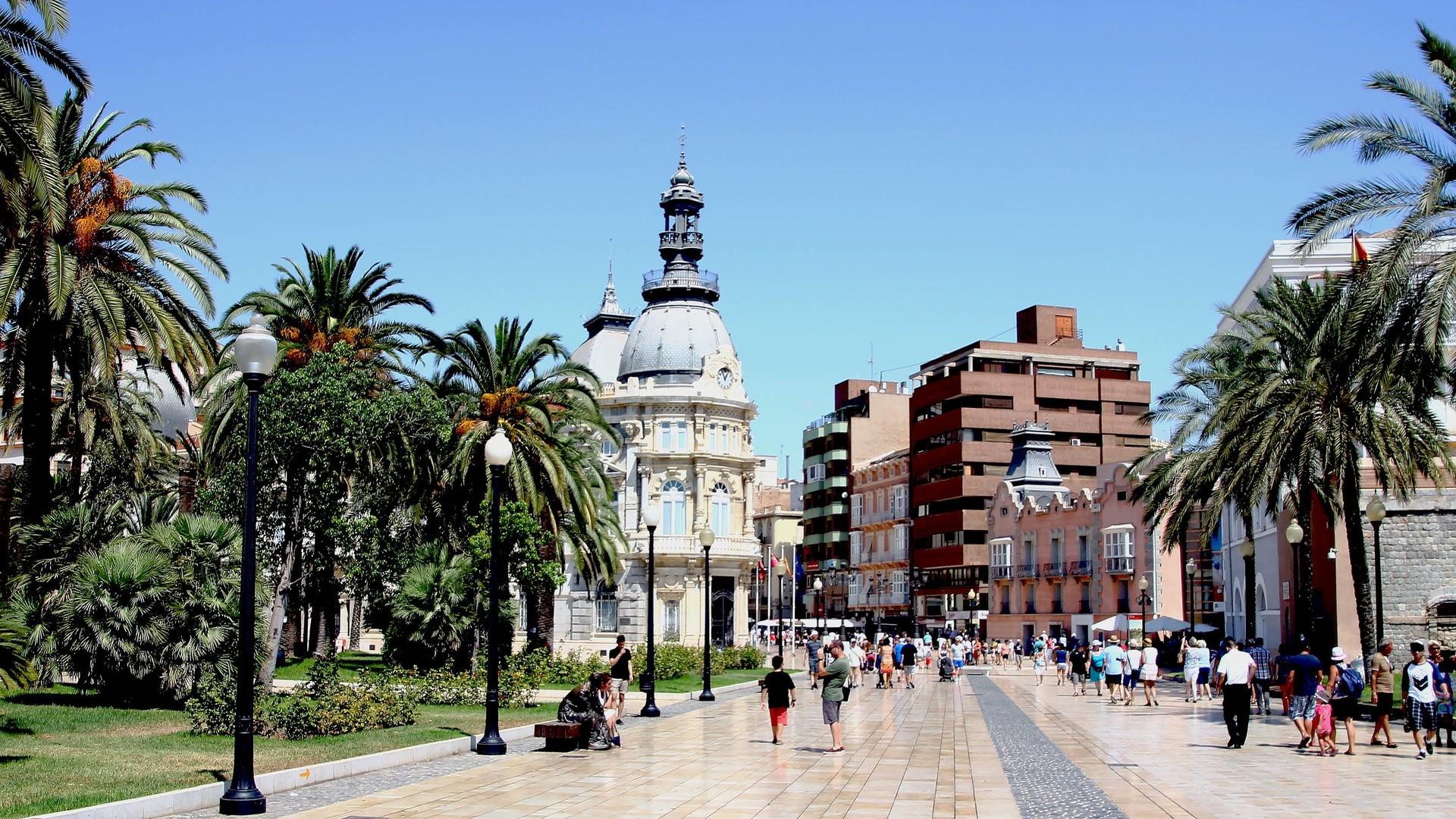Erasmus Experience In Cartagena Spain By Karolina