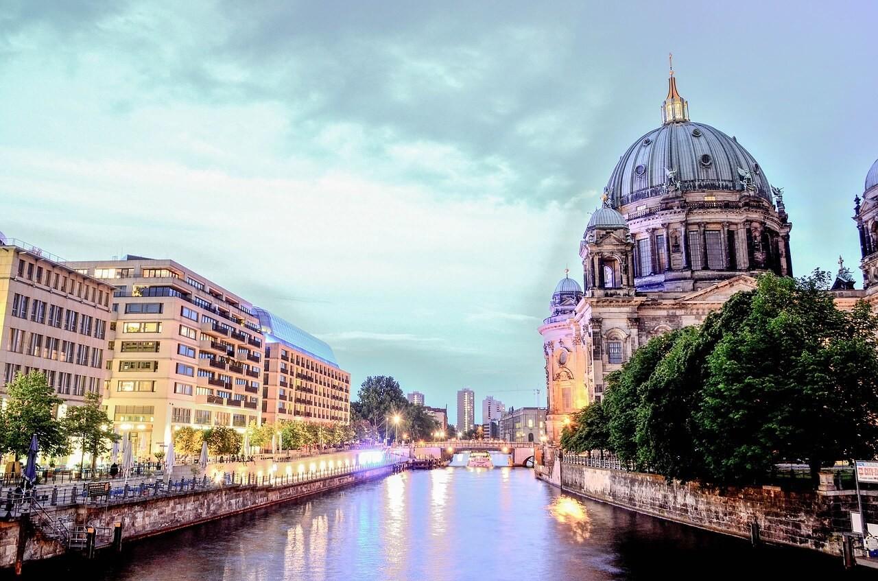 Erasmus Experience em Berlim, Alemanha, por Adam!!