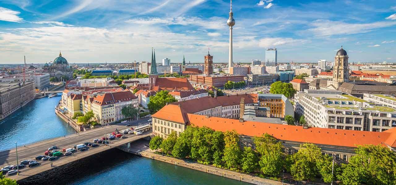 Erasmus Experience em Berlim, Alemanha, por Raunaq!