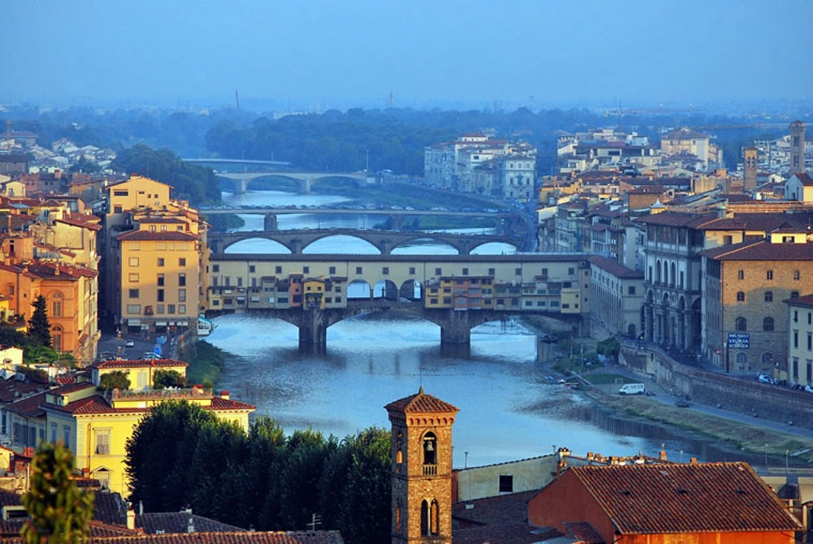 Best Restaurants In Florence With A View