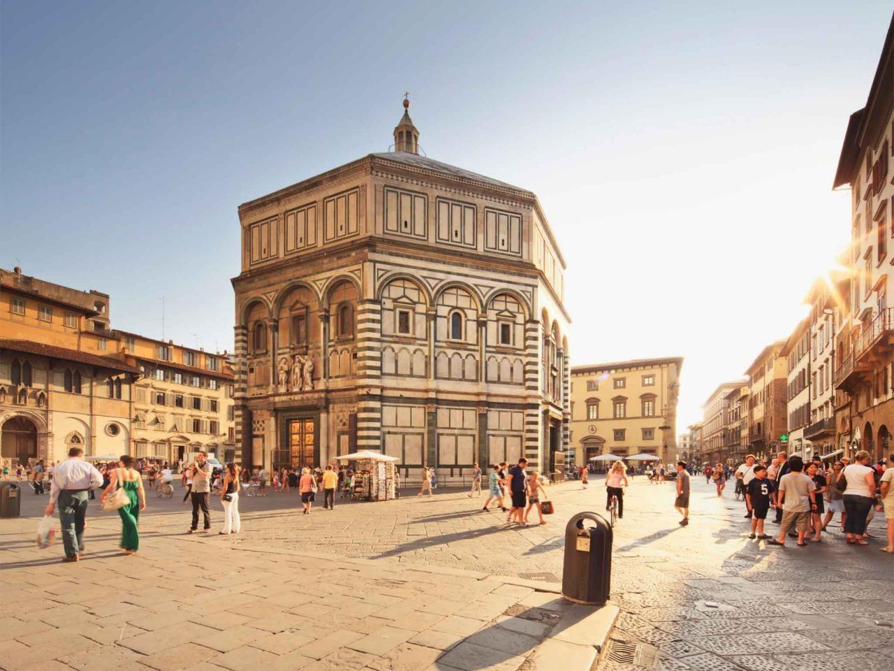 Italian Florence: Erasmus Experience In Firenze, Italy By Jacek-traveler