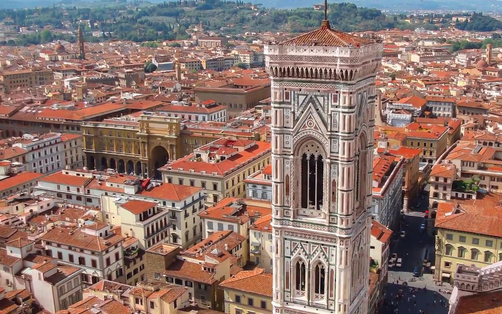 Italian Florence: Erasmus Experience In Firenze, Italy By Jakub