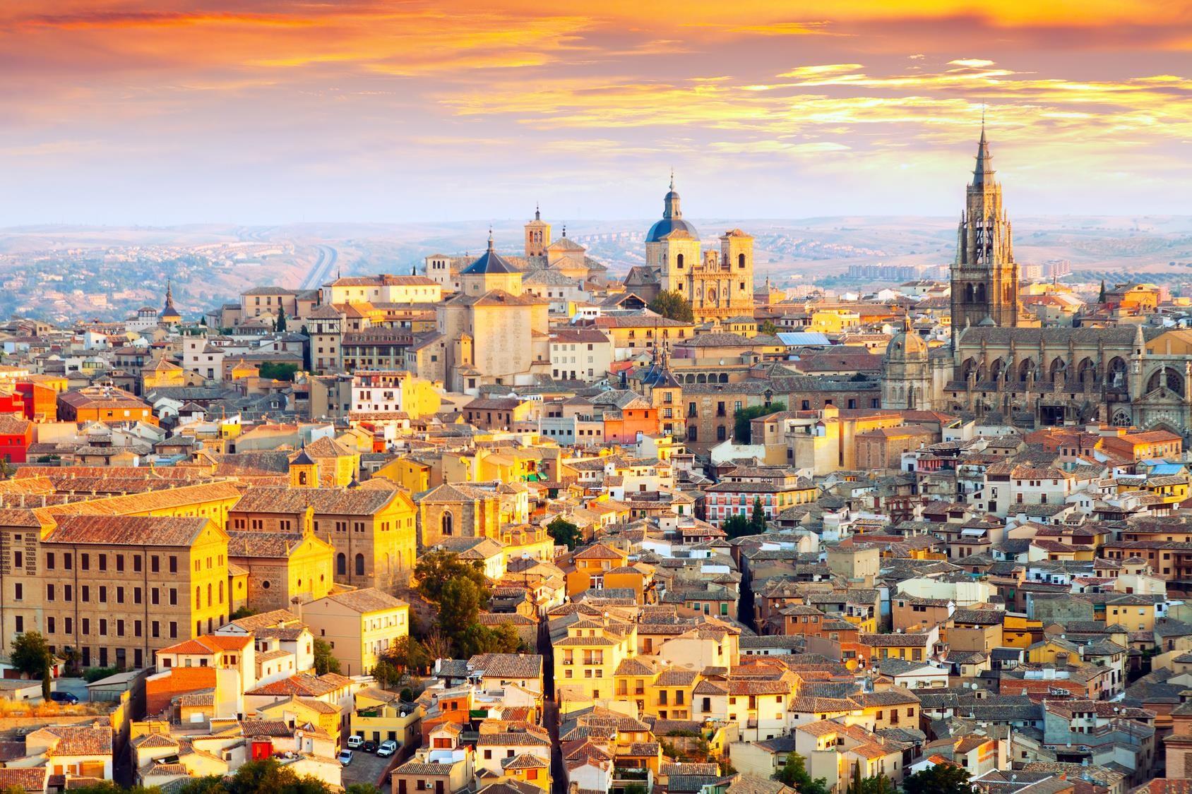 Столица русских в испании