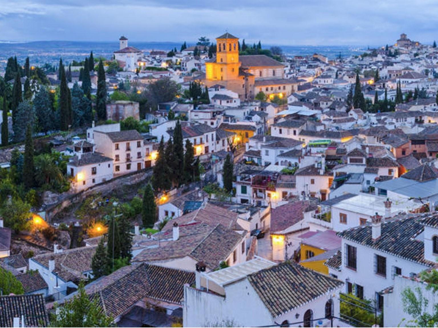 Erasmus Experience in Granada, Spain by Regi | Erasmus ...