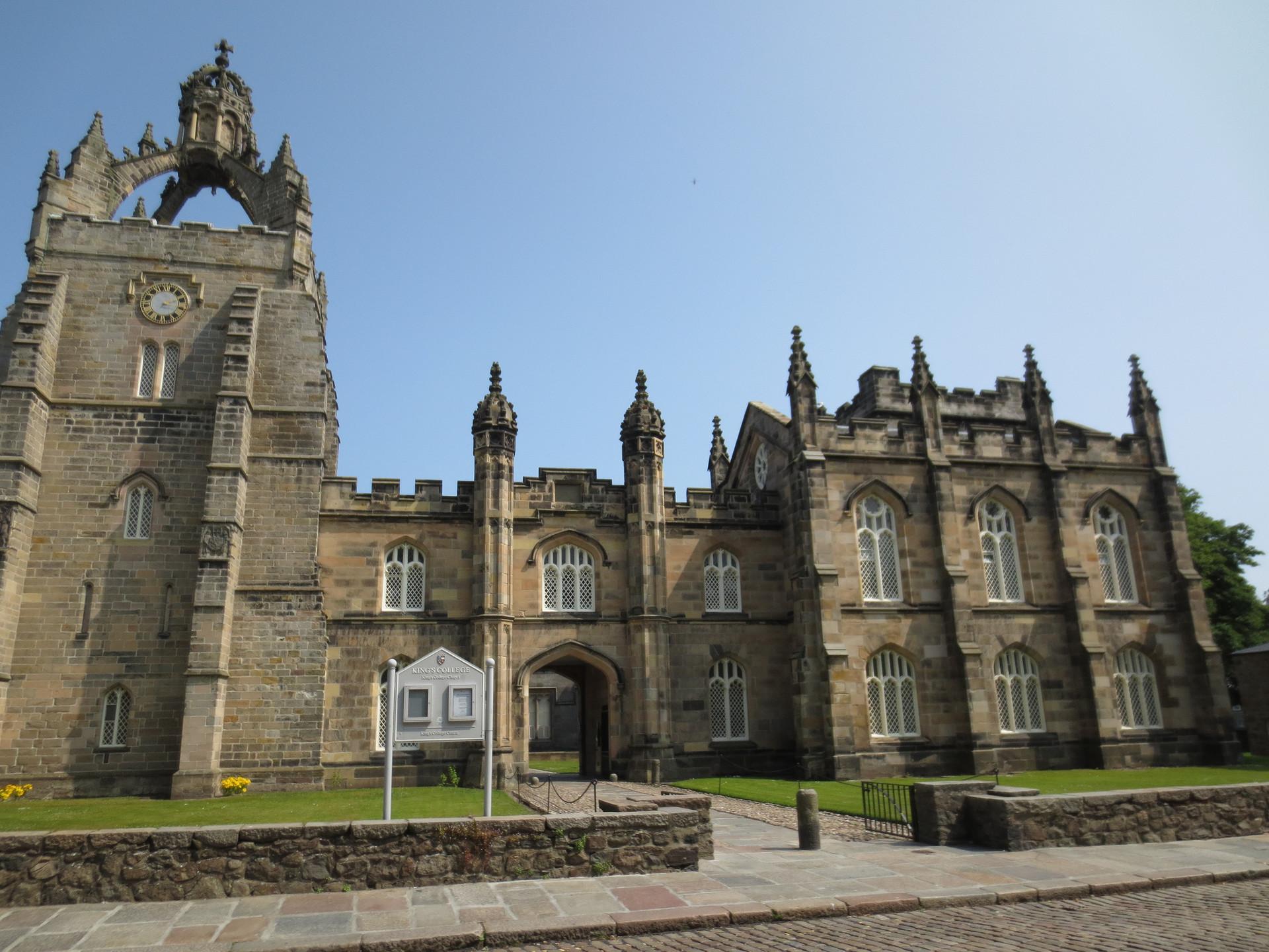 Erasmus Experience in Aberdeen, United Kingdom