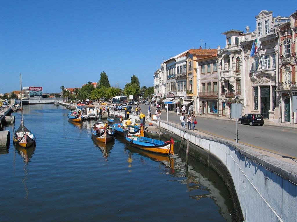 Erasmus experience in Aveiro, Portugal