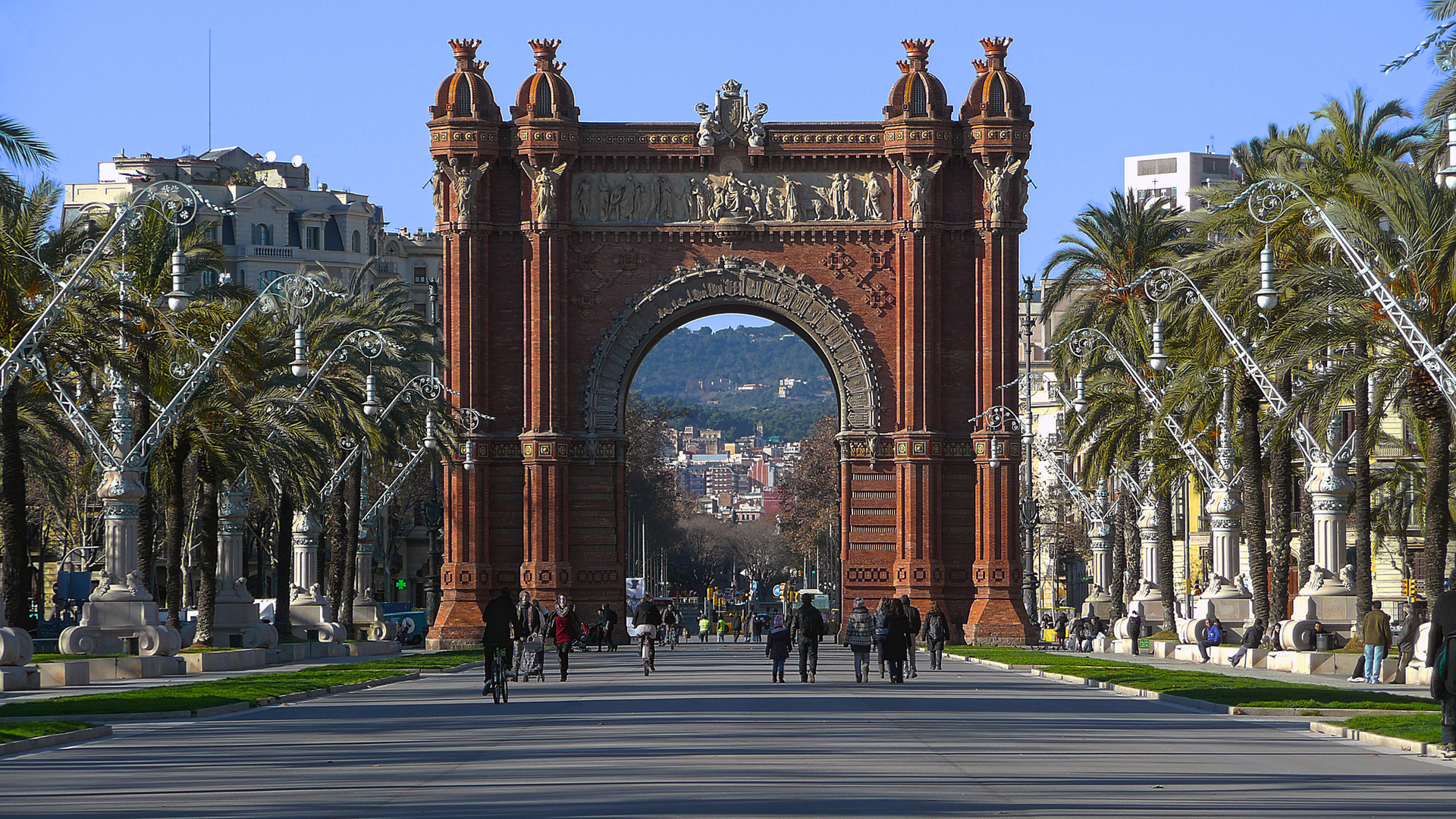 Erasmus Experience in Barcelona, Spain by Nelly