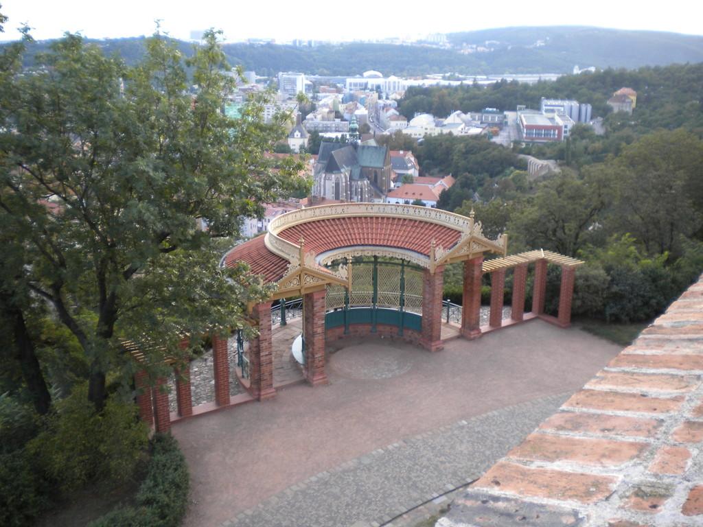 Erasmus Experience in Brno, the Czech Republic by Paula