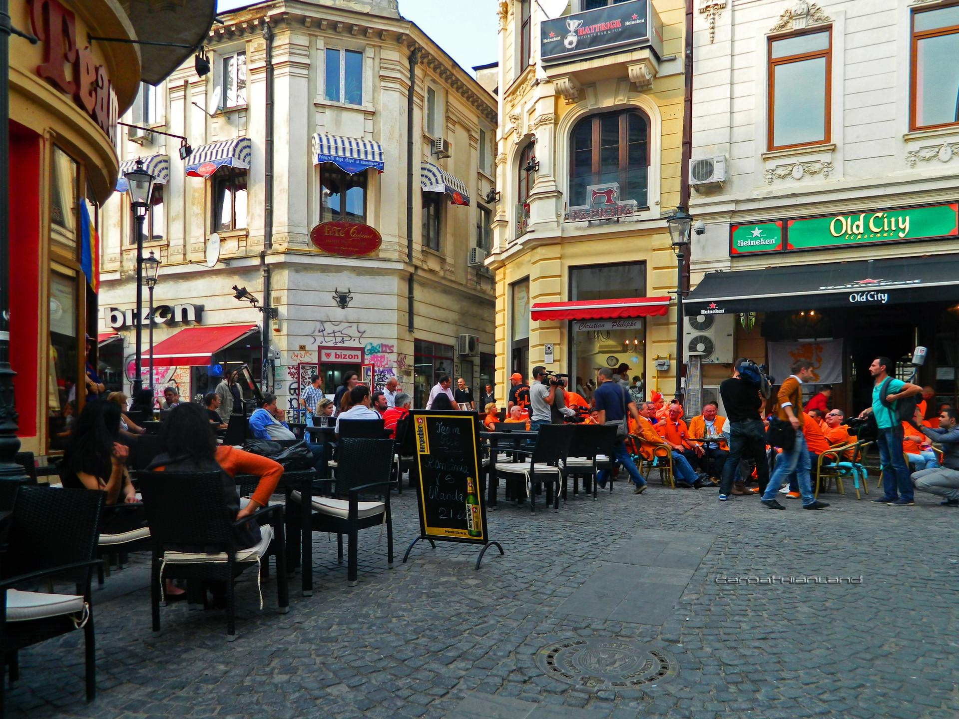 Erasmus Experience in Bucharest, Romania by Eduardo