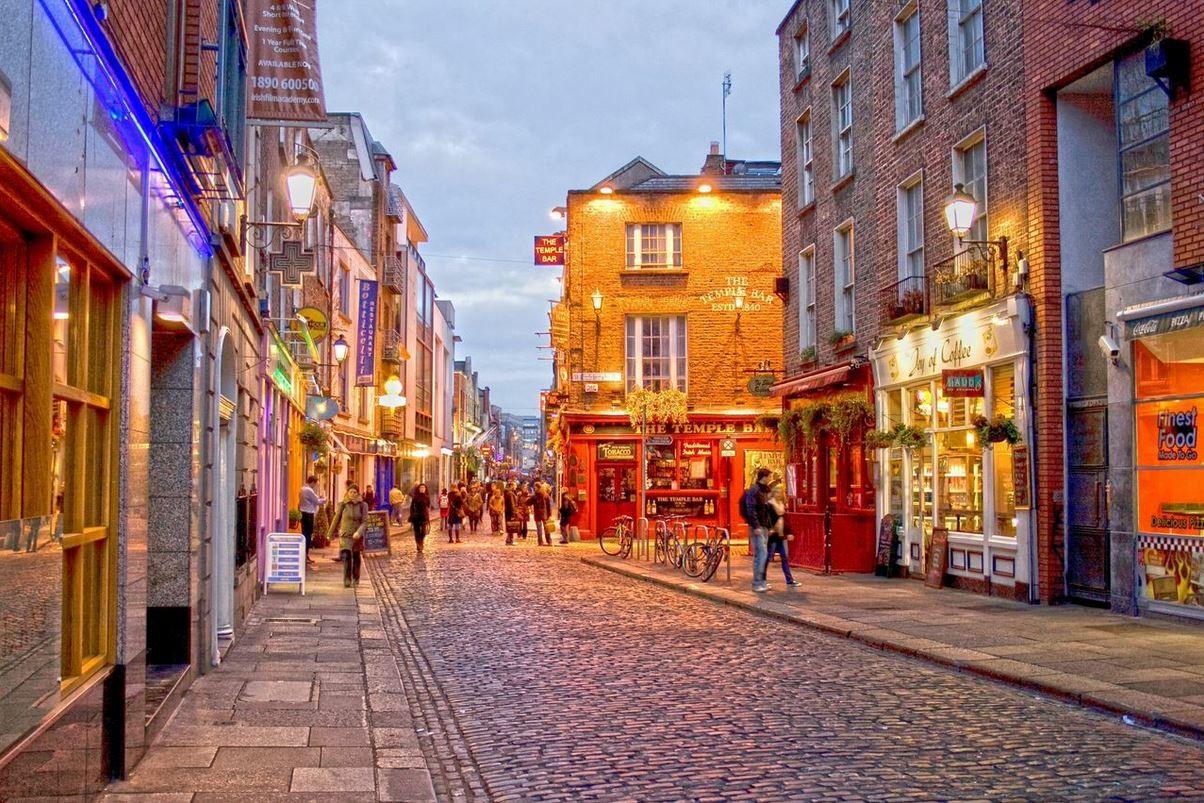 Erasmus Experience in Dublin, Ireland by Enrique