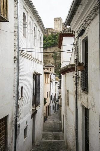 Erasmus Experience in Granada, Spain by Morgane