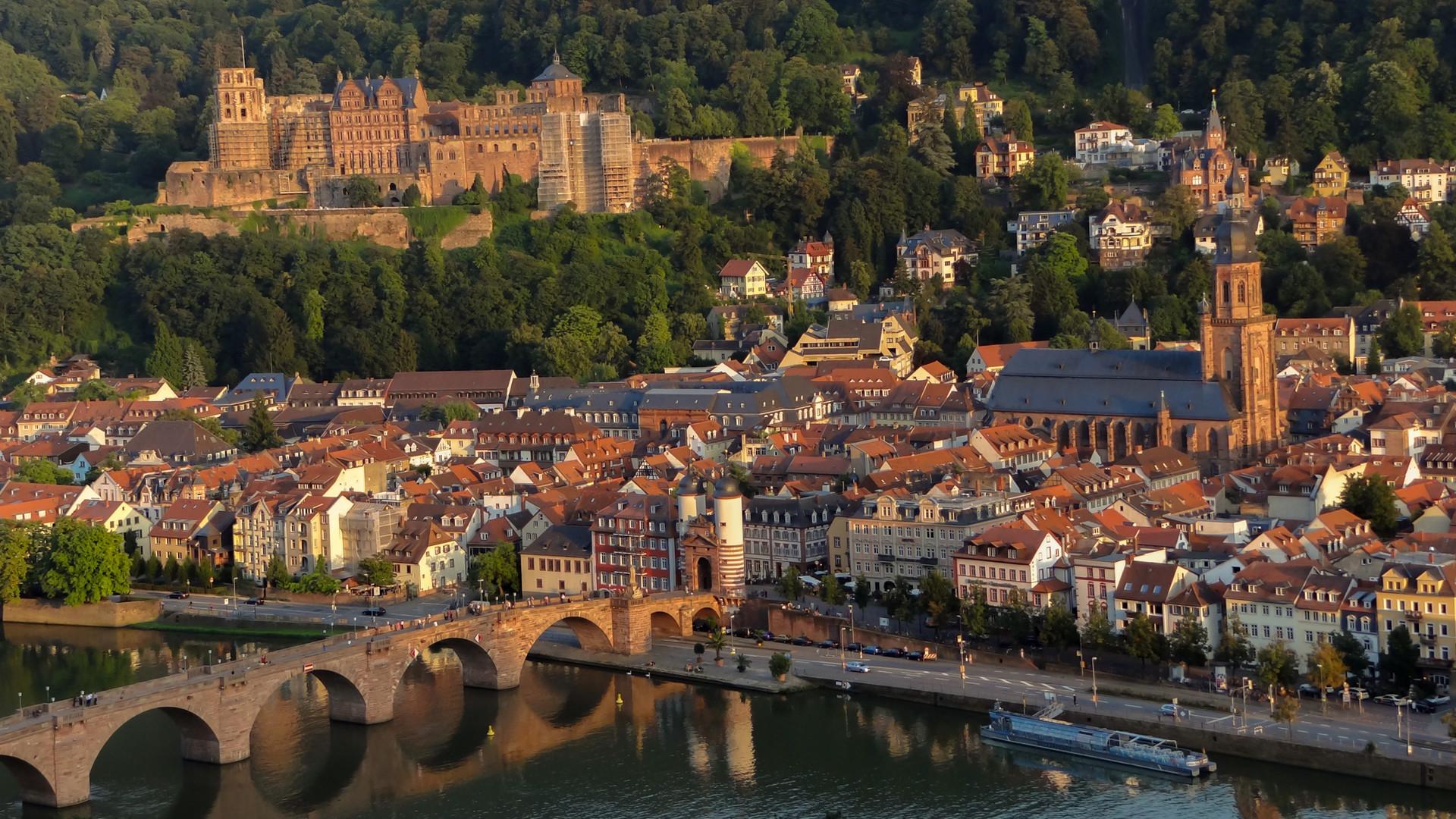 Heidelberg for new year?? - Heidelberg Forum