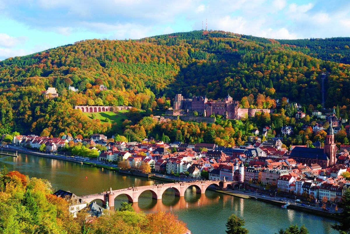 Erasmus Experience In Heidelberg Germany By Rocio