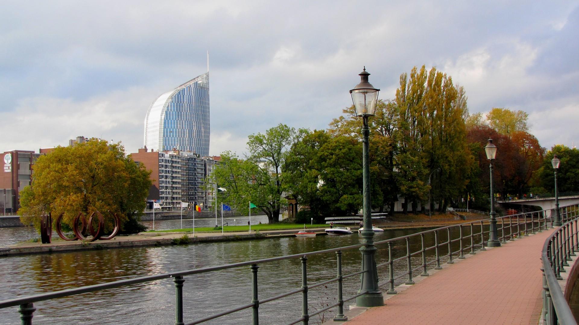 Erasmus experience in Liege, Belgium by Sara
