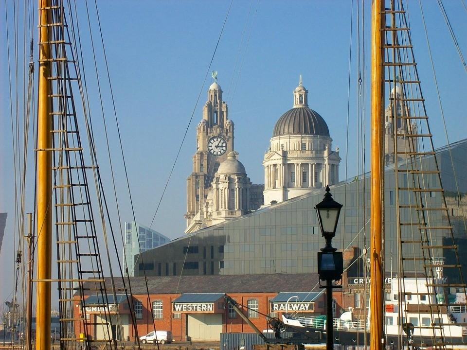 Erasmus Experience in Liverpool, United Kingdom.