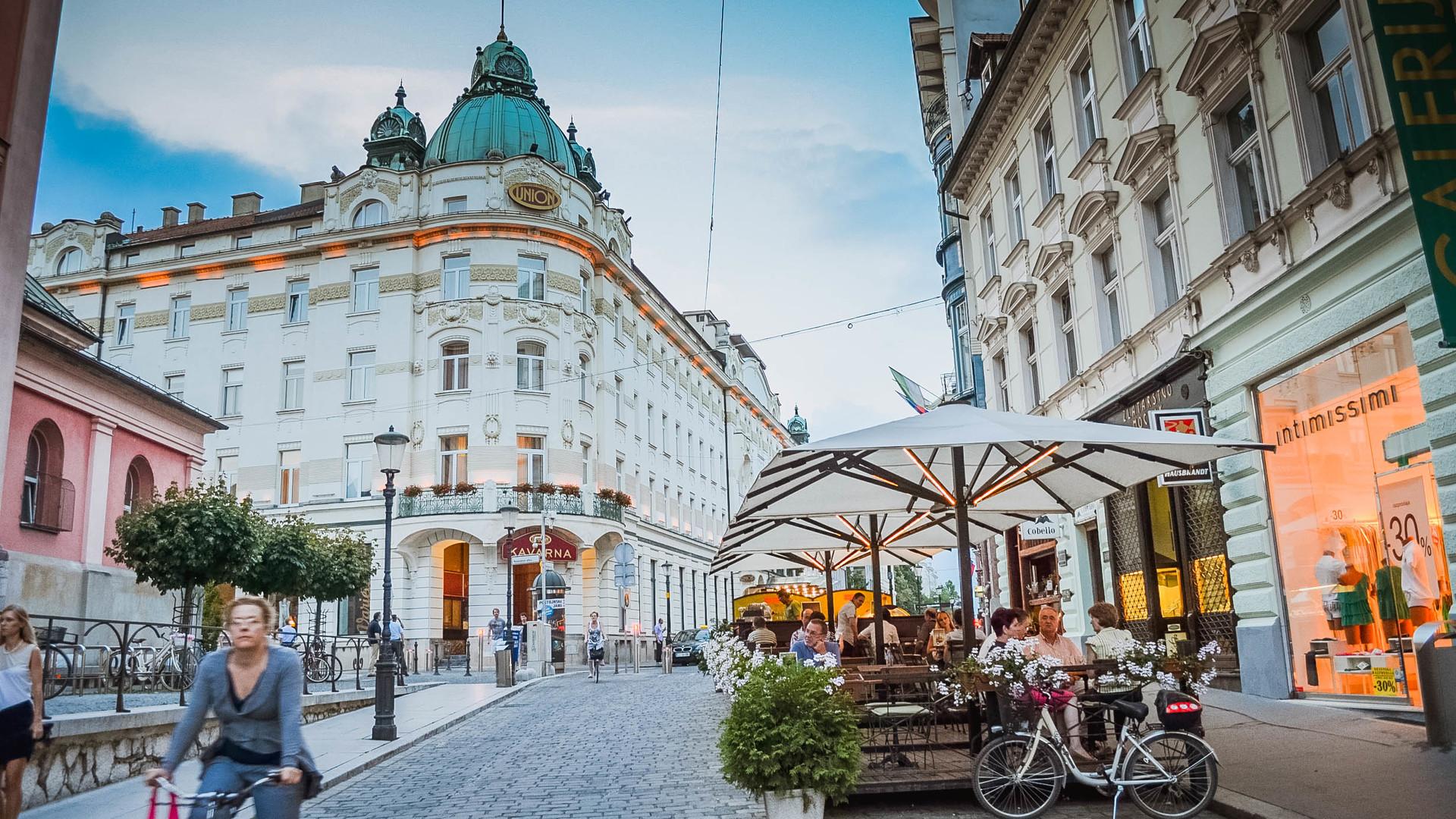 Erasmus Experience in Ljubljana, Slovenia by Justine