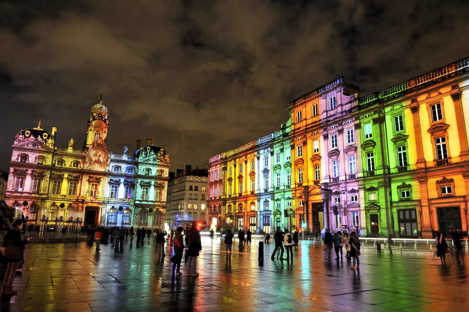 Erasmus Experience in Lyon, France by Stephanie