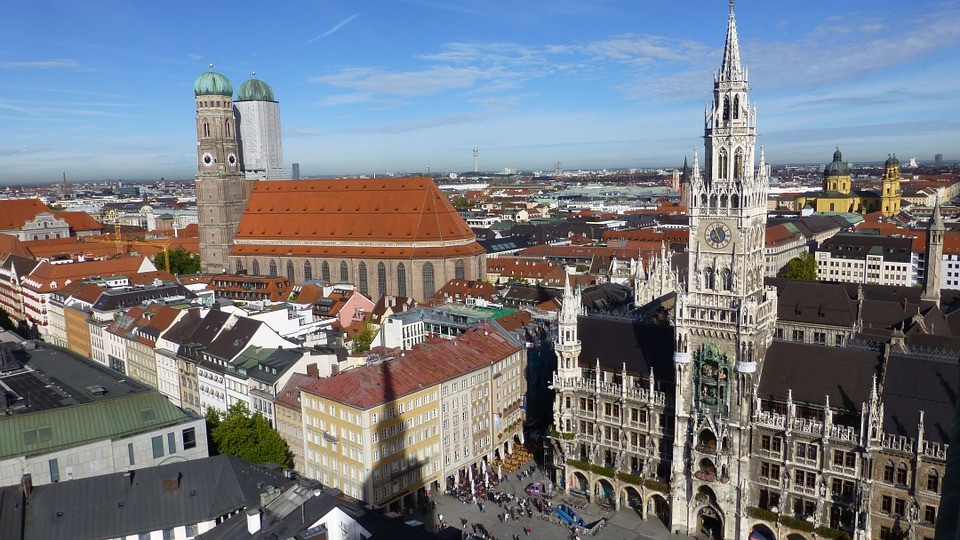 Erasmus Experience in Munich, the Germany of Sarah