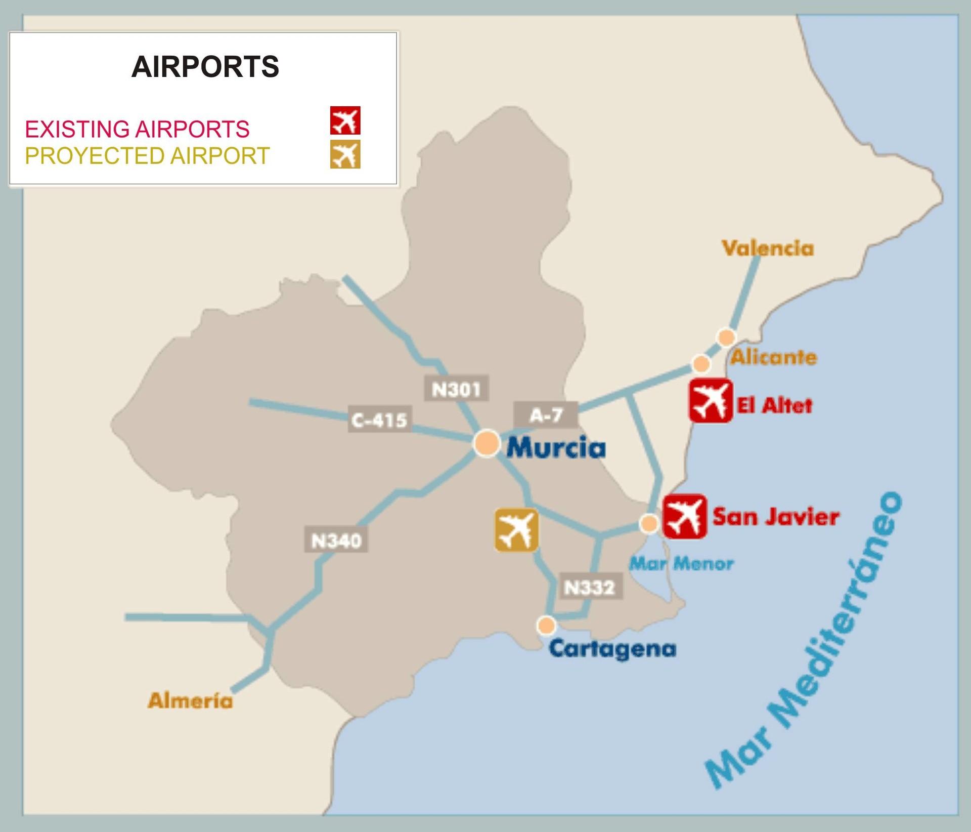 Map Of Spain Near Murcia.Erasmus Experience In Murcia Spain By Edouard Erasmus Experience