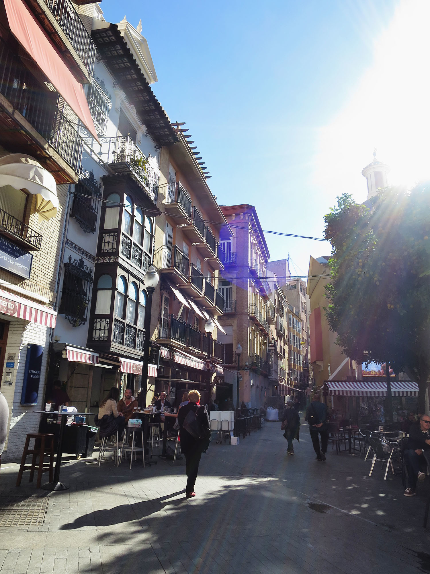 Erasmus Experience in Murcia, Spain