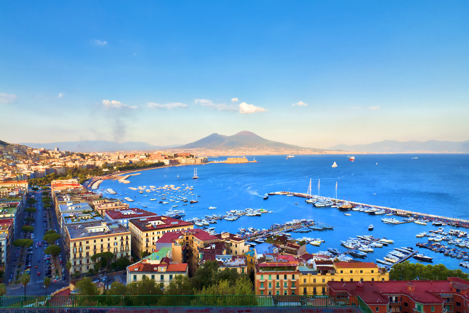 Erasmus experience in naples italy by ele erasmus - Naples italy wallpaper ...