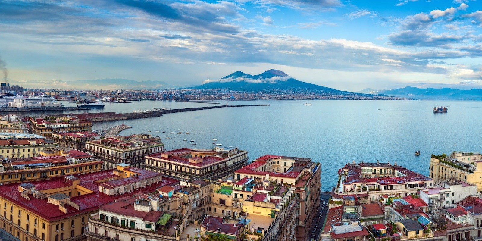 Erasmus Experience in Naples, Italy by Jorge