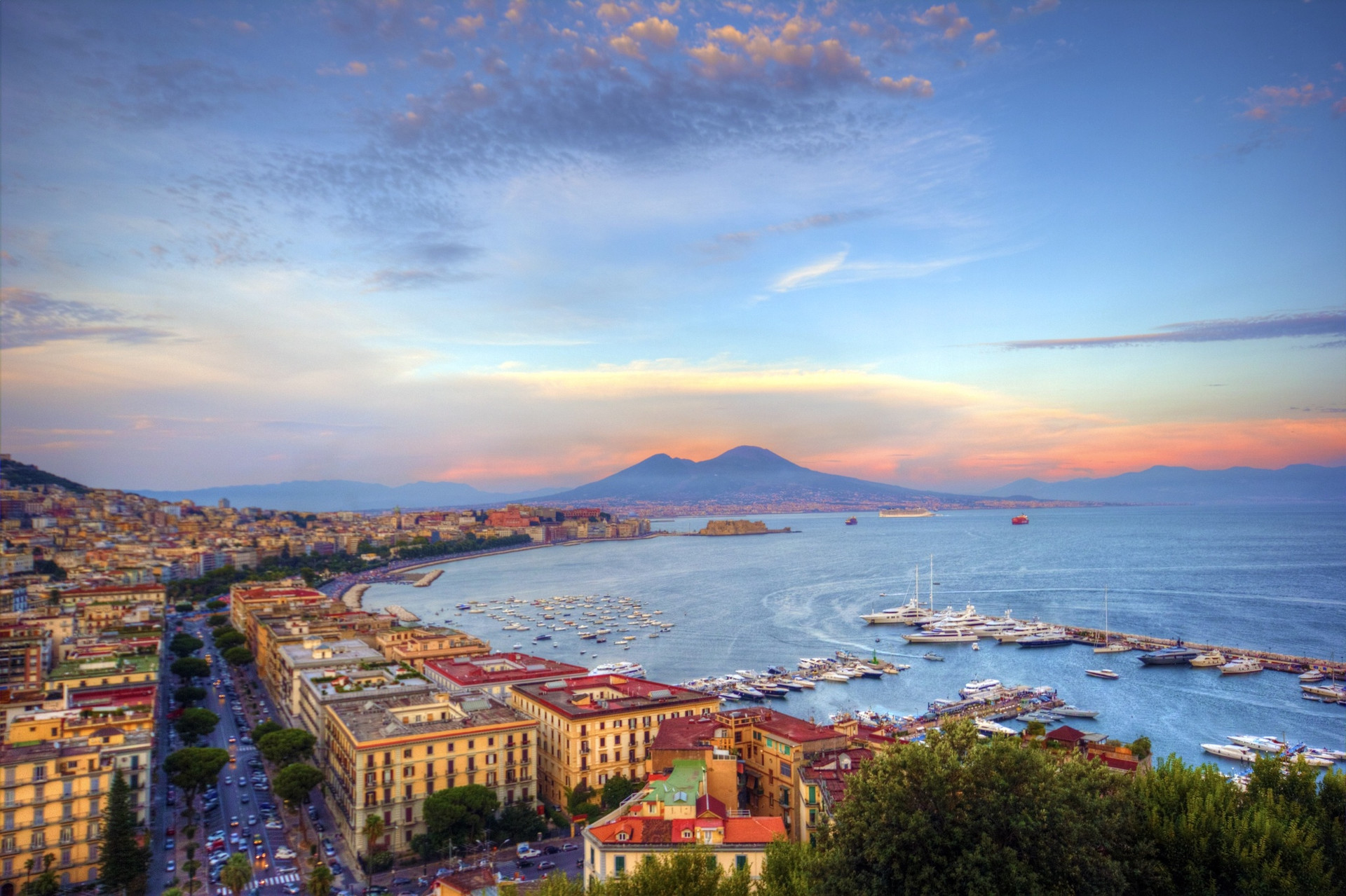 Erasmus Experience in Naples, Italy by Mafer