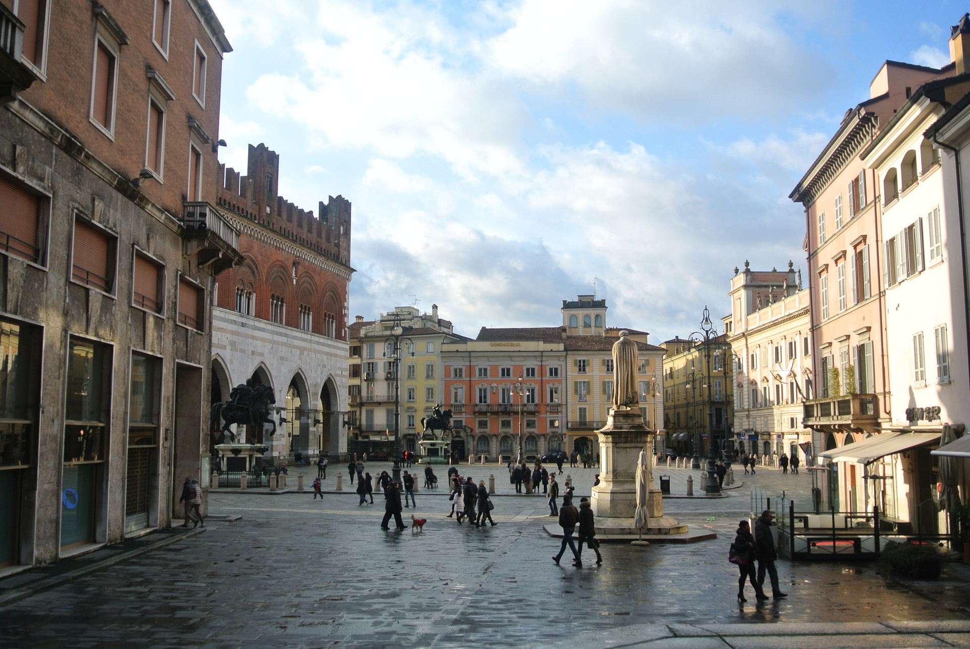 Erasmus Experience in Piacenza, Italy by Isabelle