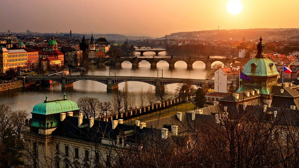 Erasmus Experience in Prague, the Czech Republic by Ana