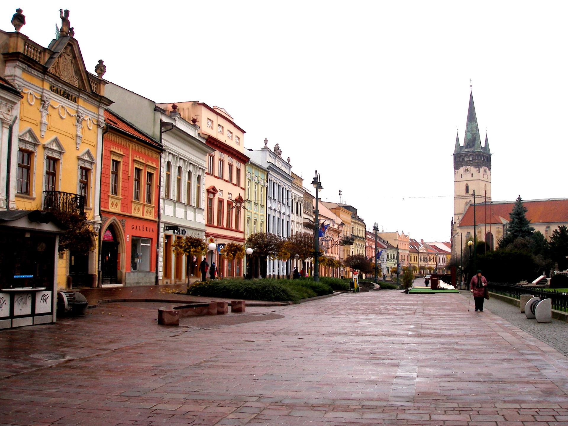 Erasmus Experience in Presov, Slovakia by Jerôme