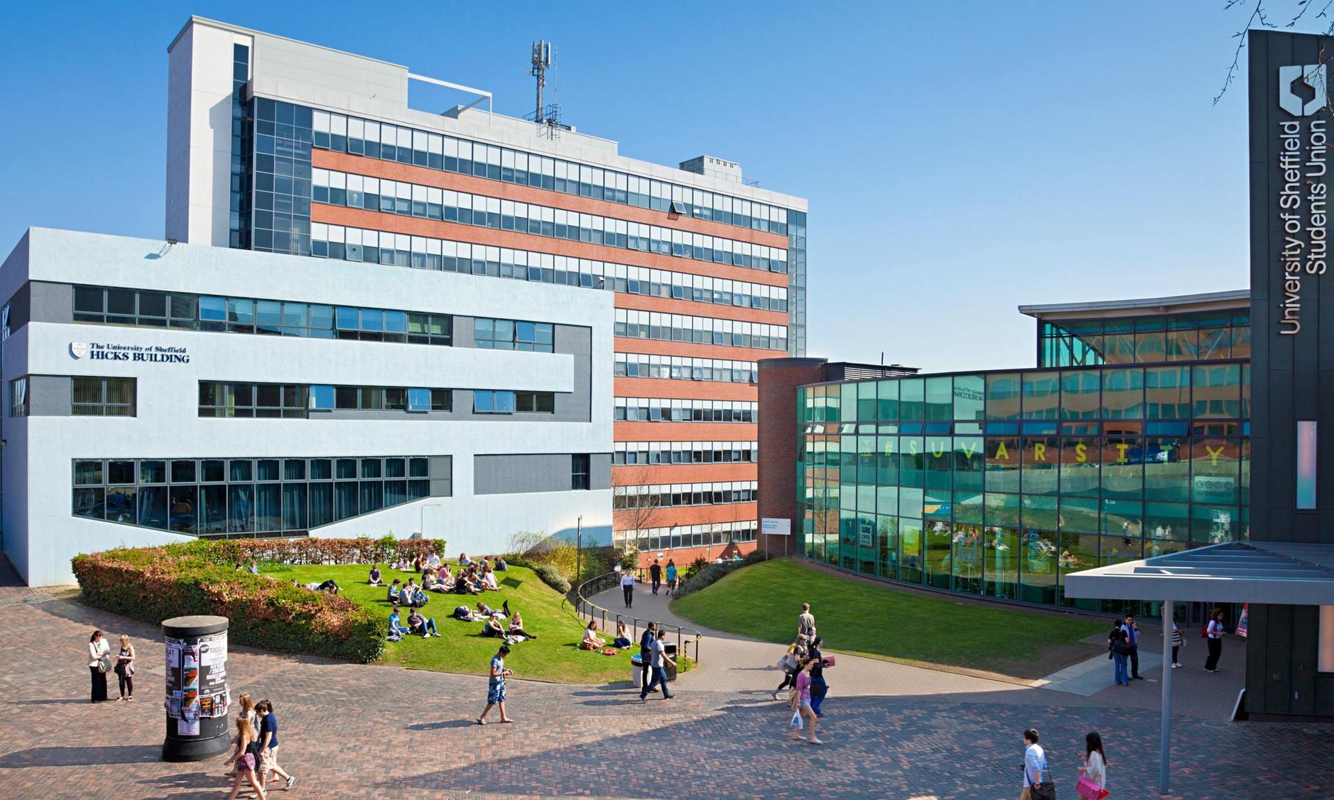 Erasmus Experience in Sheffield, United Kingdom by Emma