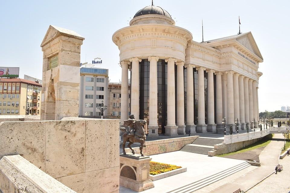 Erasmus Experience in Skopje, Macedonia, successor state of Yugoslavia. By Mathilde