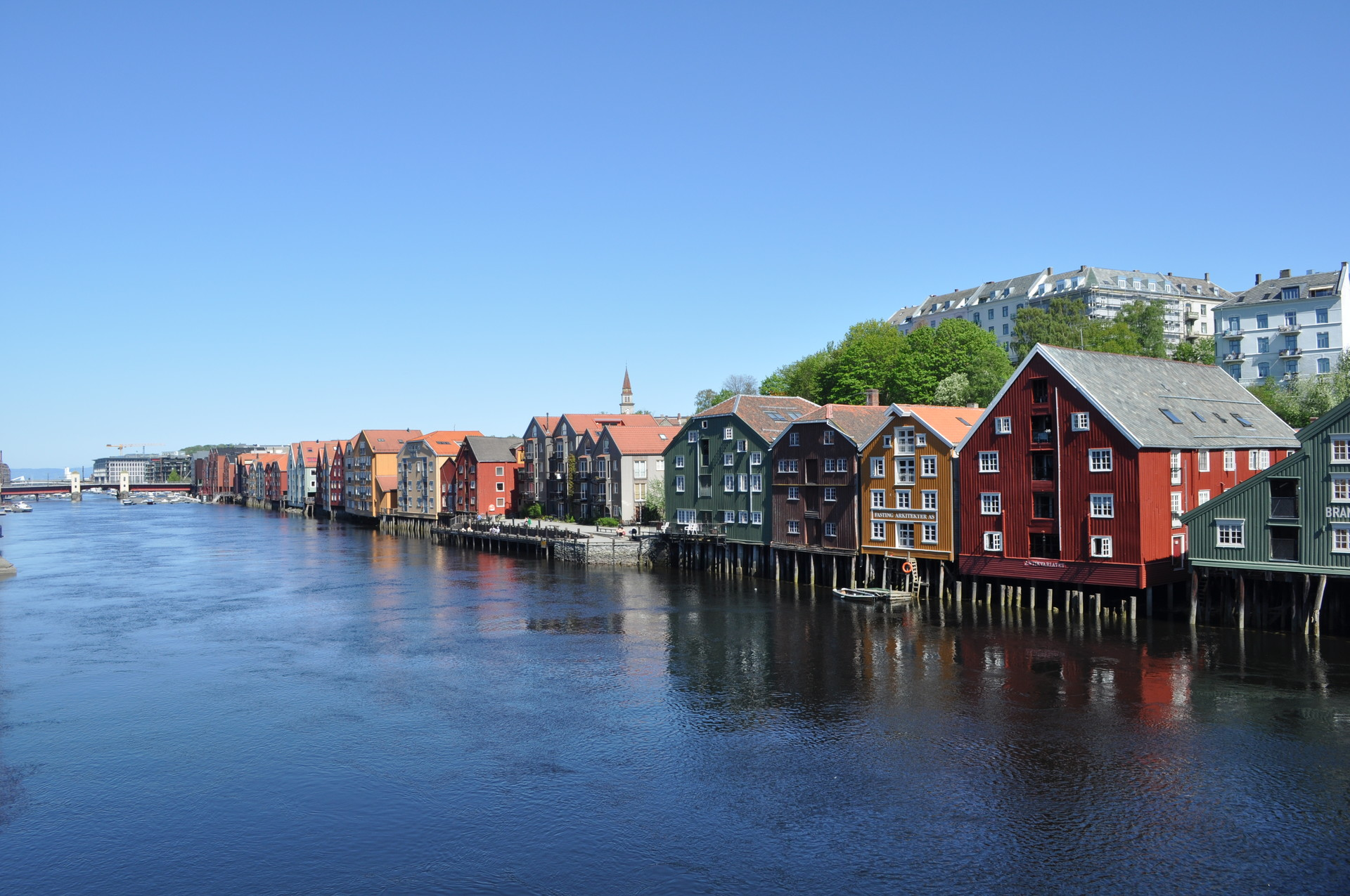 Erasmus experience in Trondheim, Norway by Andréa