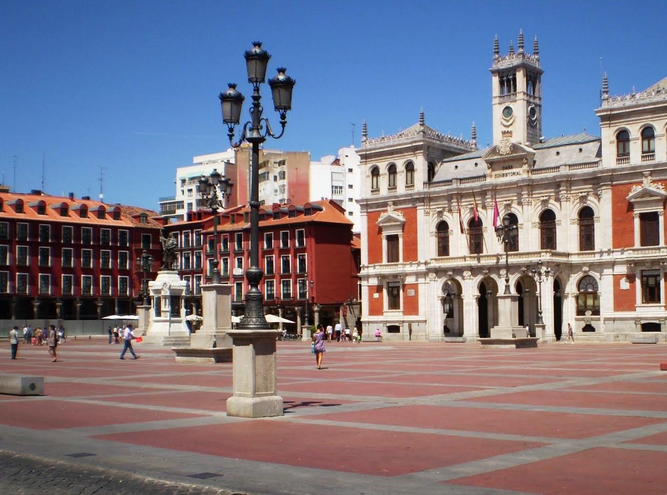 Erasmus experience in Valladolid, Spain