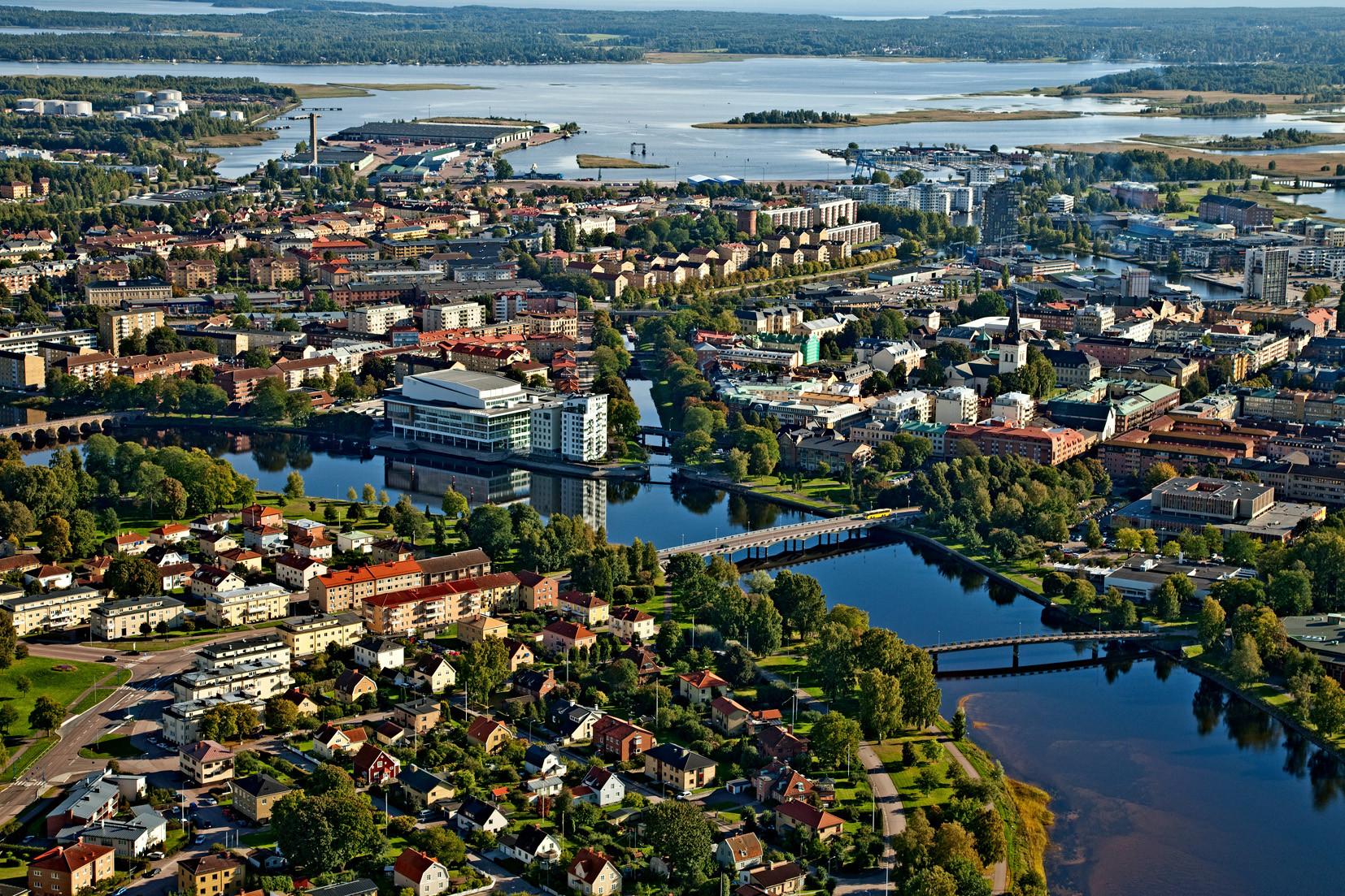 Sweden Erasmus Experience In Karlstad Sweden