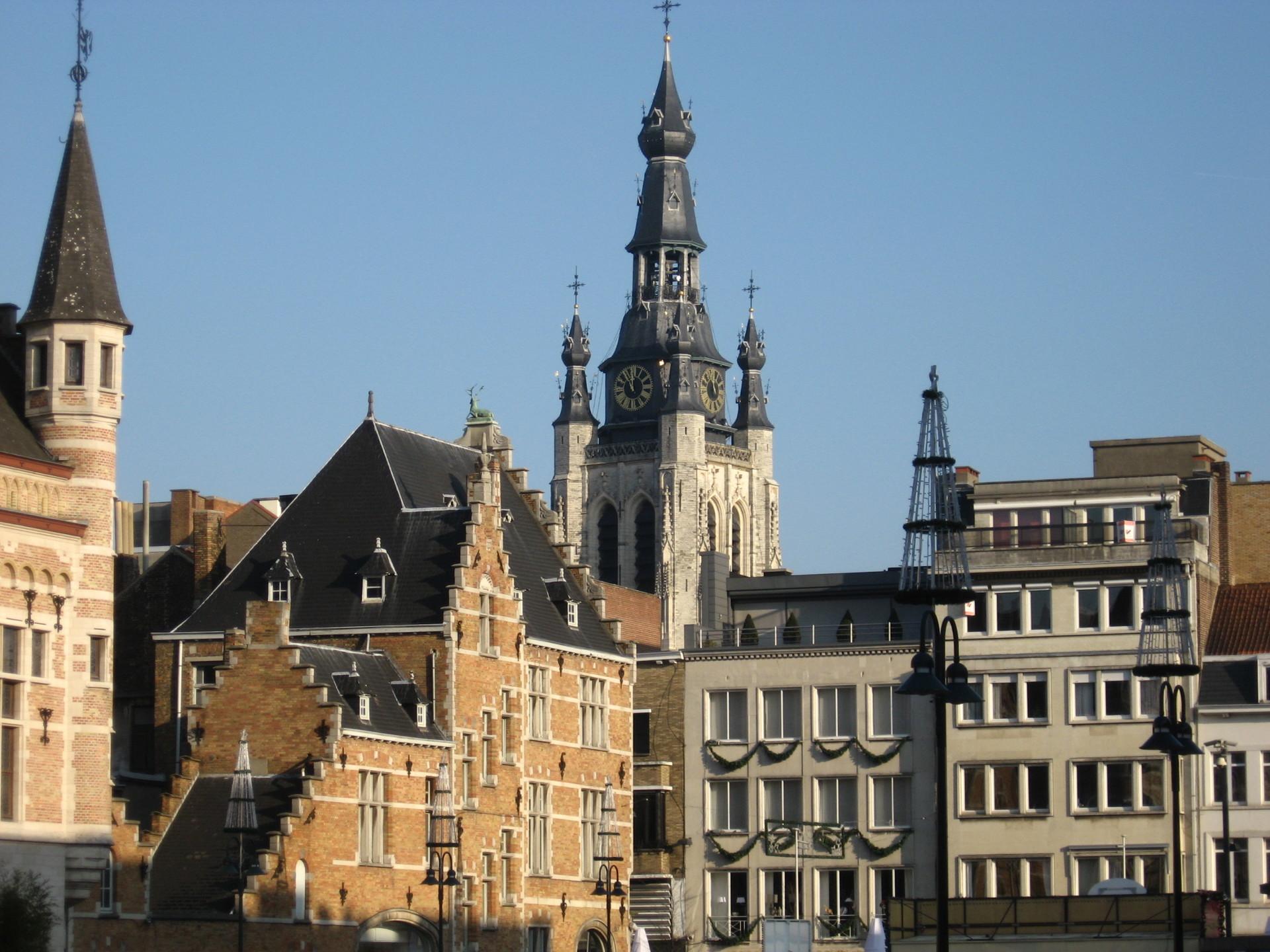 Erasmus experience in kortrijk belgium by conchi for Courtrai belgium