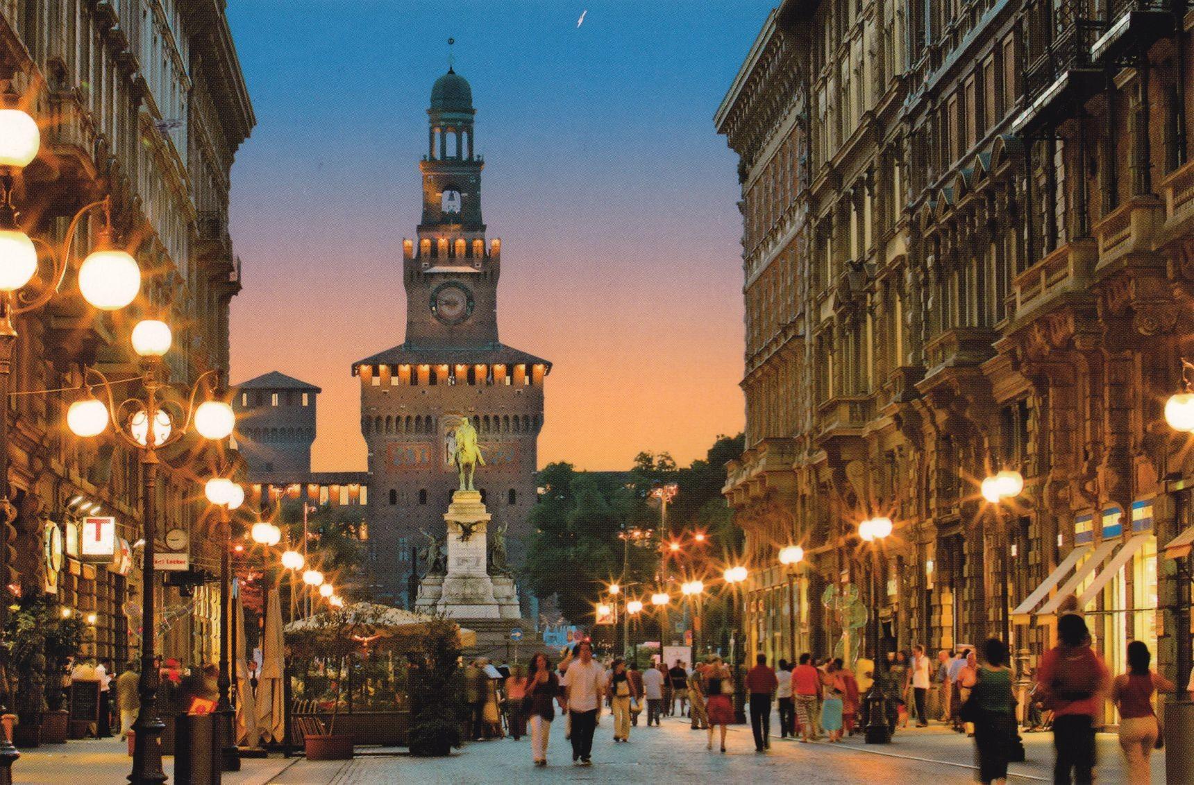 Erasmus experience in milano italy by anukriti erasmus for Milano shop